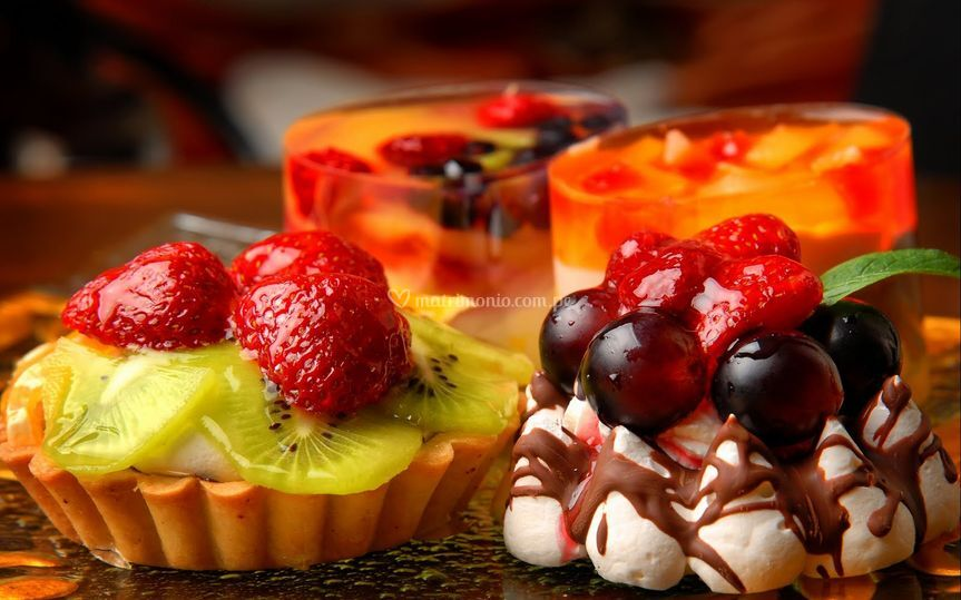 Tarta de frutos de Pastelería Fina Tiramisu