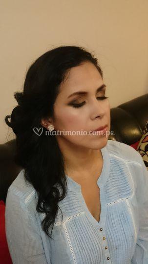 Maquillaje Evento Social