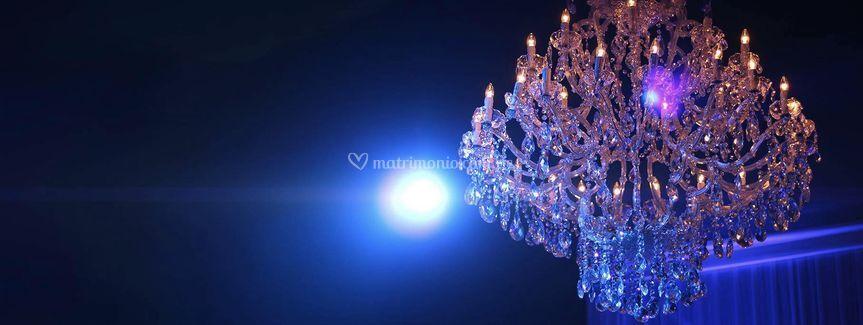 Hermoso chandelier