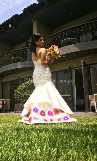 Diseños para novias
