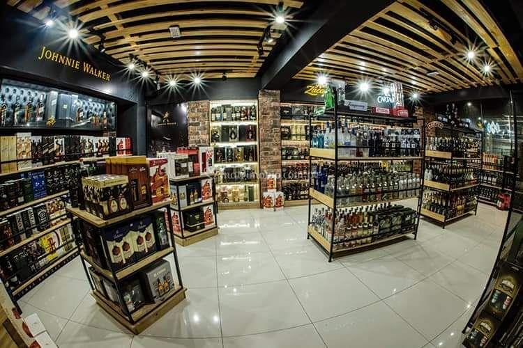 Zona de destilados