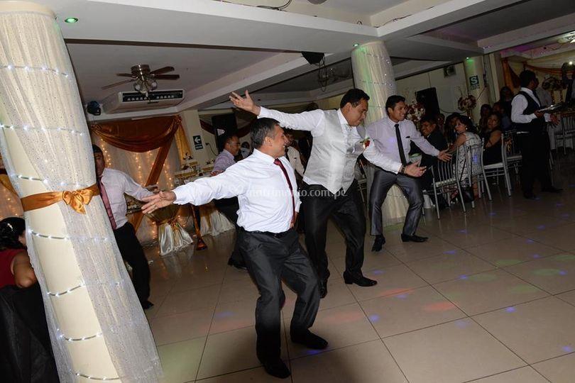 Baile Sorpresa - Merengue