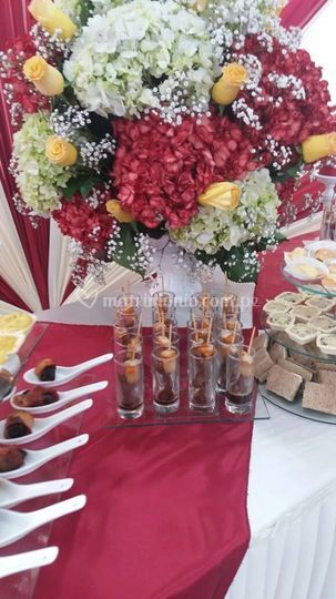 Algunas delicias de Linaro Catering