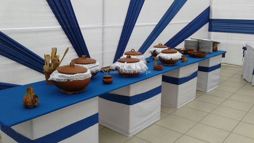 Linaro Catering
