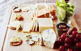Special quesos y dulces