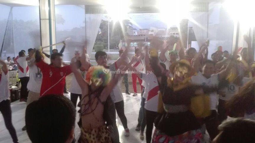 Hora loca peruana