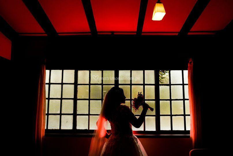 Bride Red