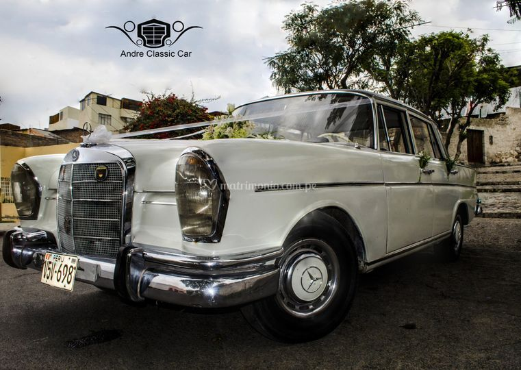 Hermoso Mercedes