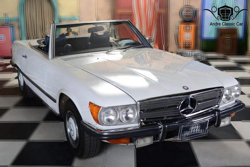 Mercedes Benz 450 sl año 1972