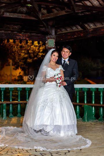 Kristel y Jorge