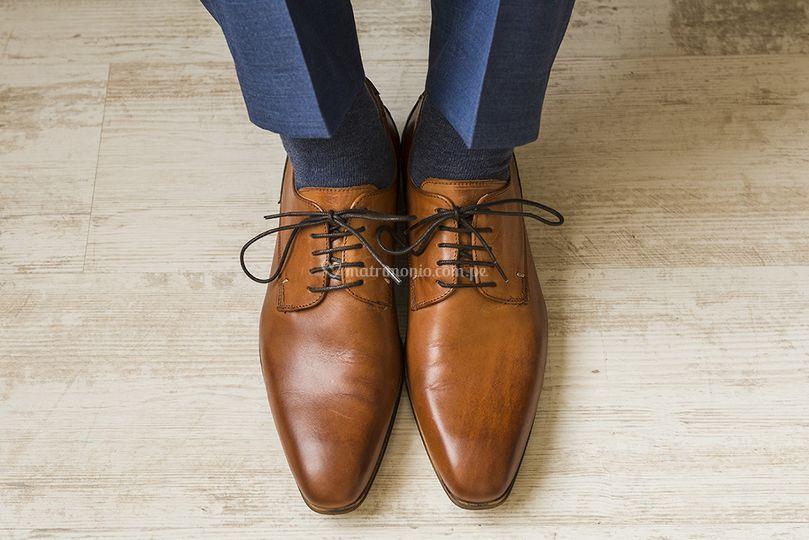 Zapatos ceremonia día