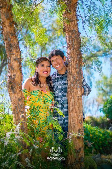 Antonio y Noelia