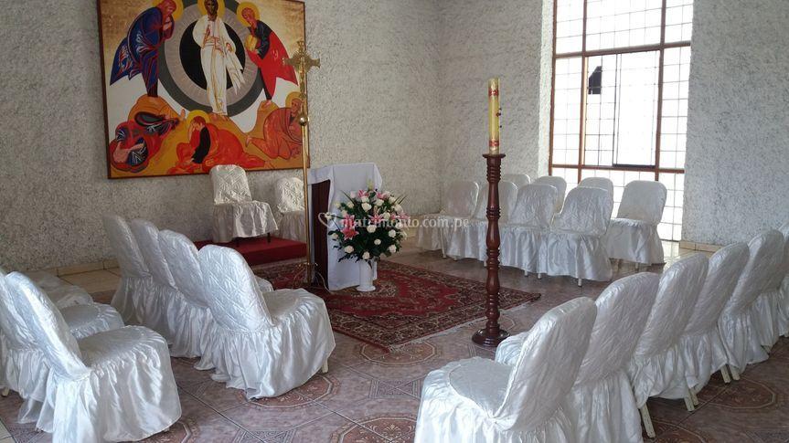 Liturgia para la pedida de man