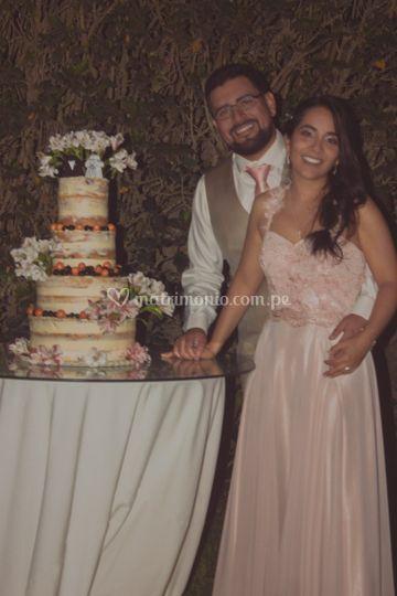 Primera boda del 2019