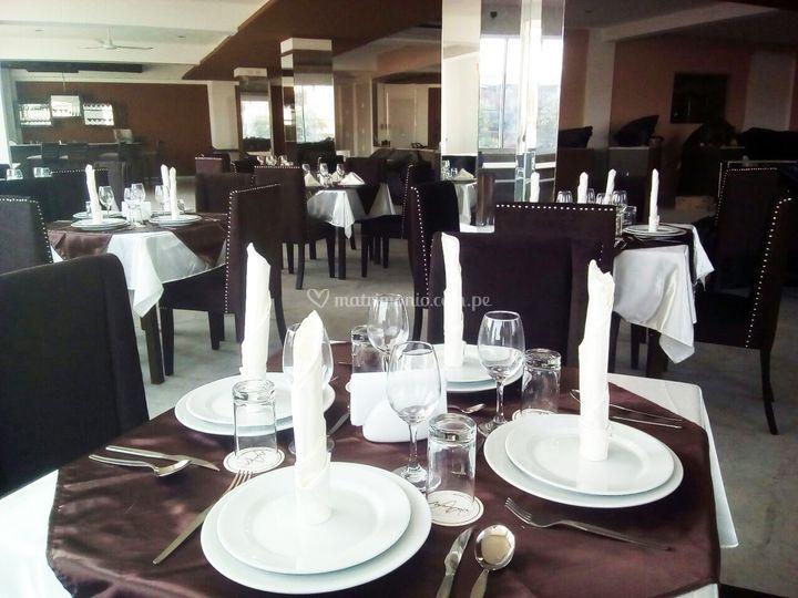 Restaurante Maywa