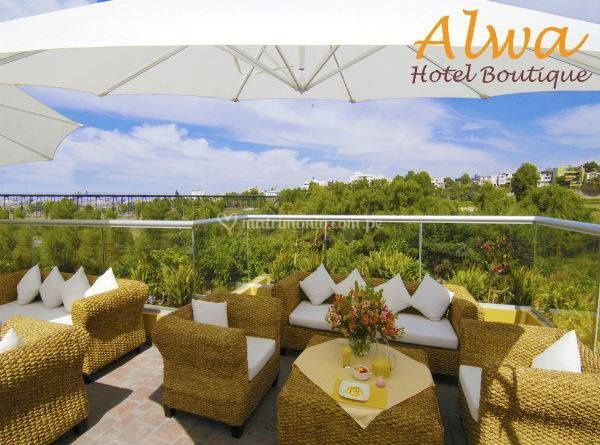 Alwa Hotel Boutique