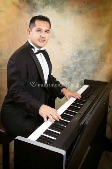 Piano Korg profesional LP350
