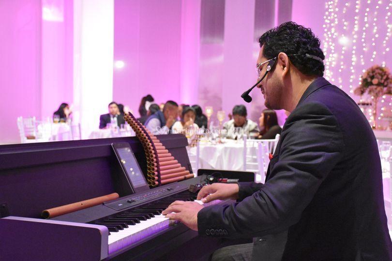 Piano de gala