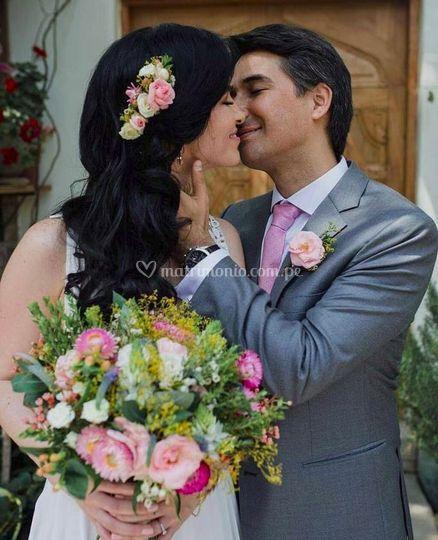 Bouquets que enamoran