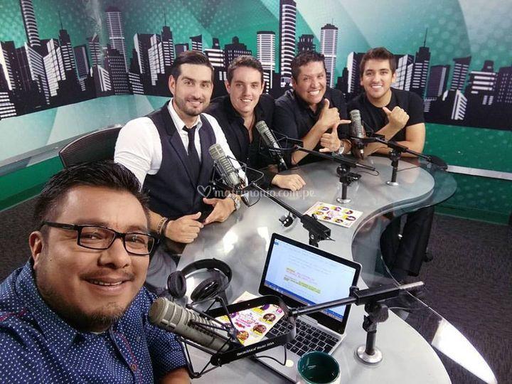 Entrevista en capital tv