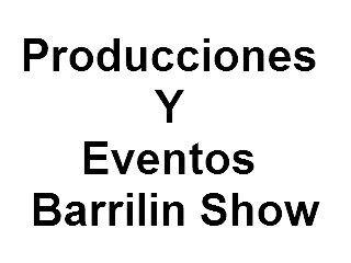 Producciones y eventos barrilin show logo
