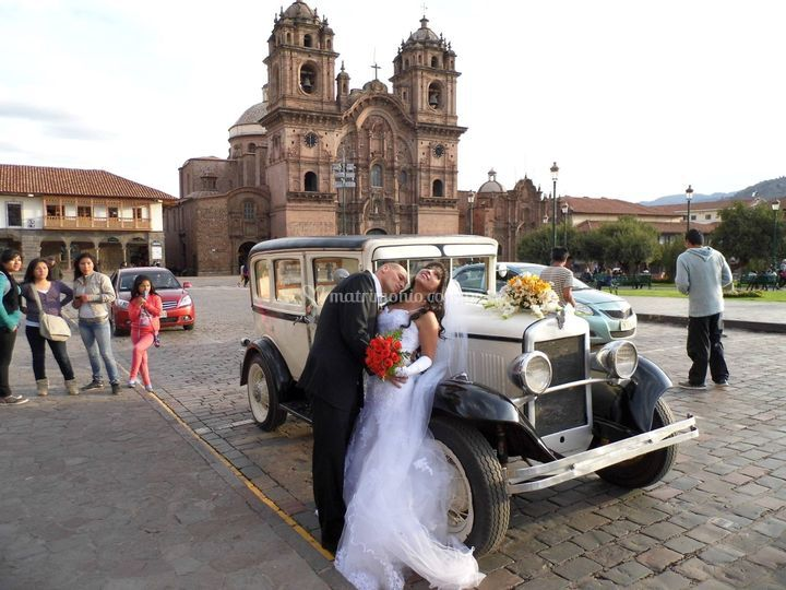 Carcochitas Cusco MatriMóvil