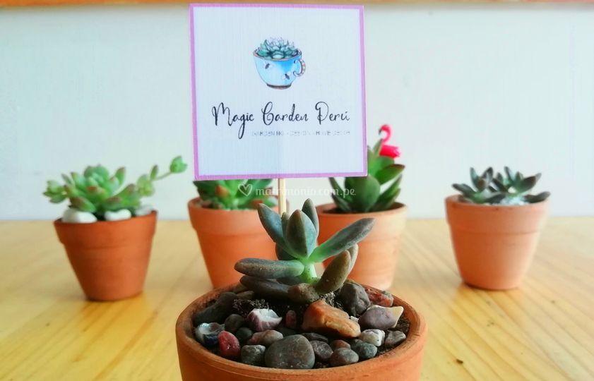 Magic Garden Peú