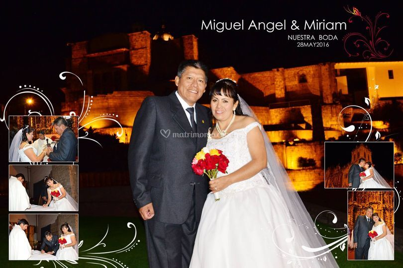 Miguel Angel & Miriam