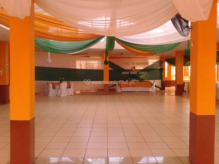 Centro Social Tumbes