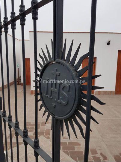 Puerta del Jardín Hermandad