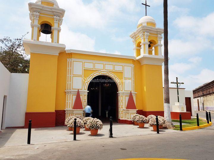 Iglesia Virgen del Tránsito