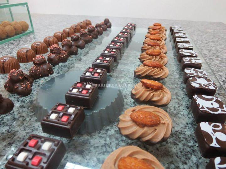 Chocolatería fina