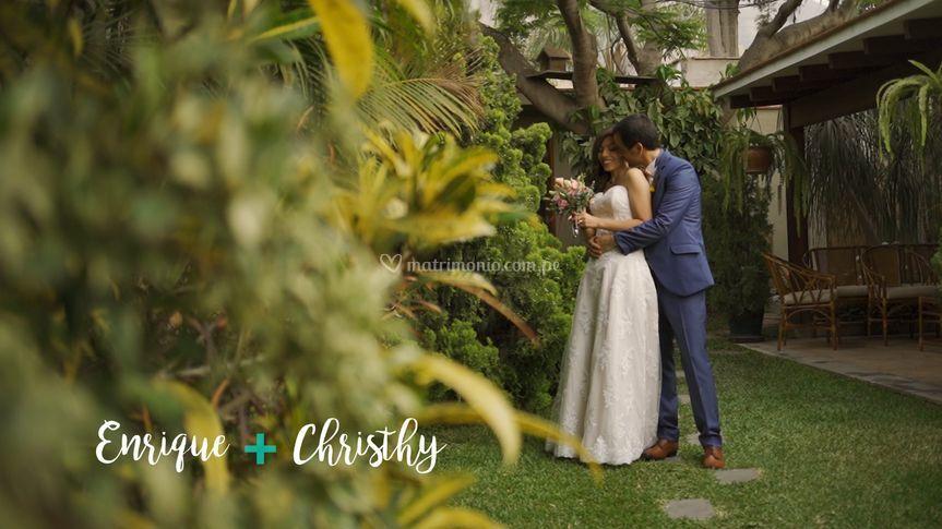 Enrique + Christhyn