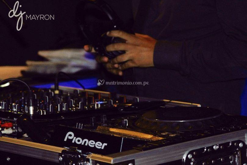 DJ Mayron mix II