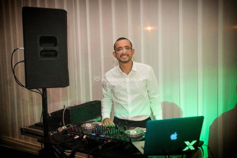 DJ Mayron matrimonio