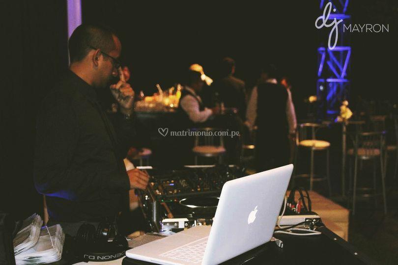 DJ Mayron matrimonio II