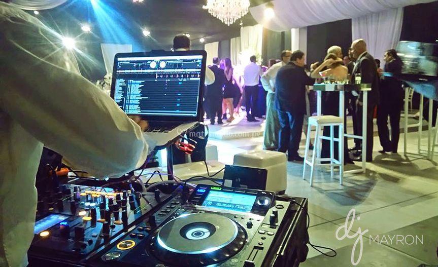 DJ Mayron matrimonio III