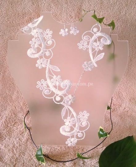 Colección alba floral