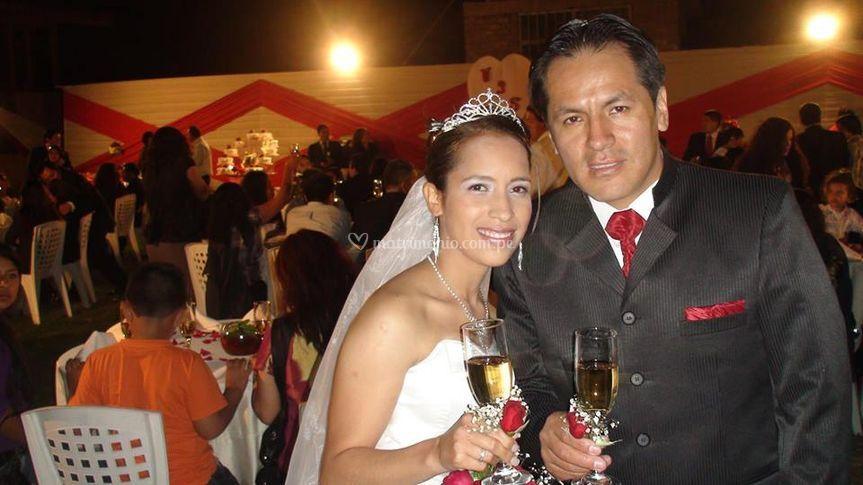 Sandra  &  Victor