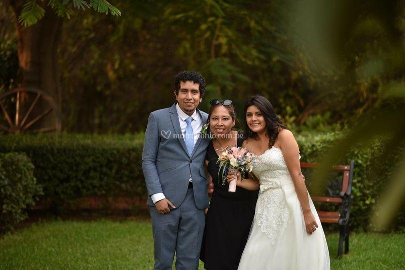 Staff My Wedding Day