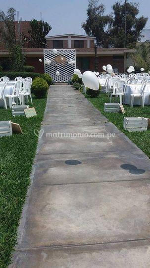 Wedding planner erick