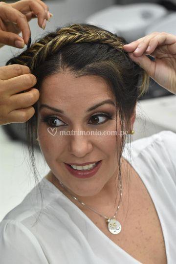 Mara Maquillaje y Peinado