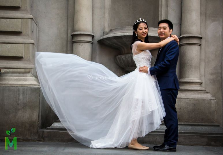 Mágica boda