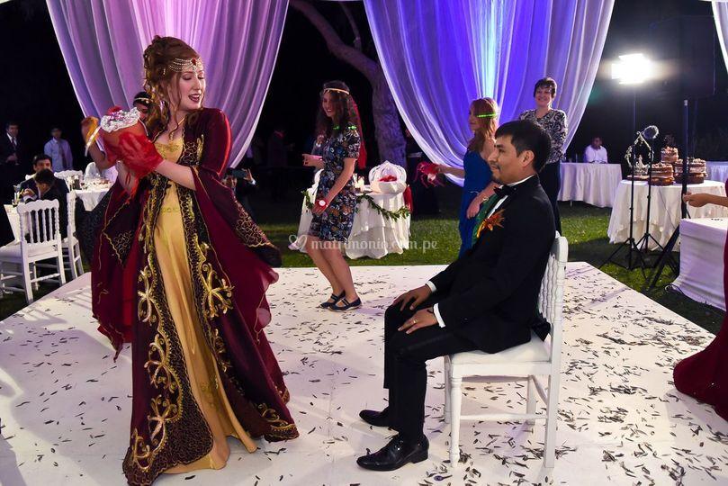Novia tradiciones turca