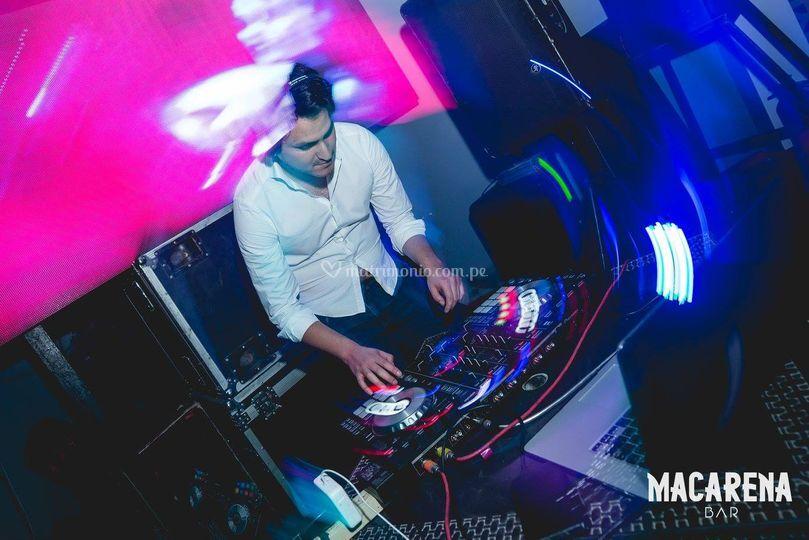 DJ Javier Quinte