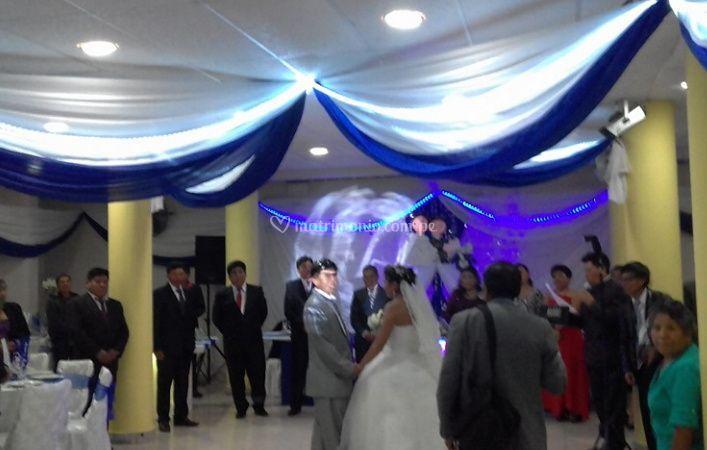 Matrimonio de encanto