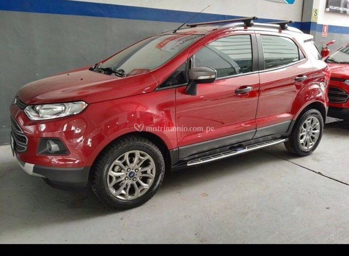 Camioneta Ford Ecosport
