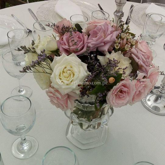Flores encantadoras