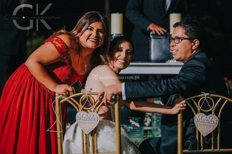 Alejandra & cesar