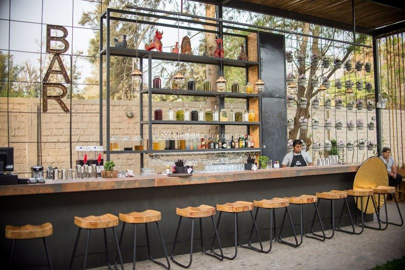 Bar de día